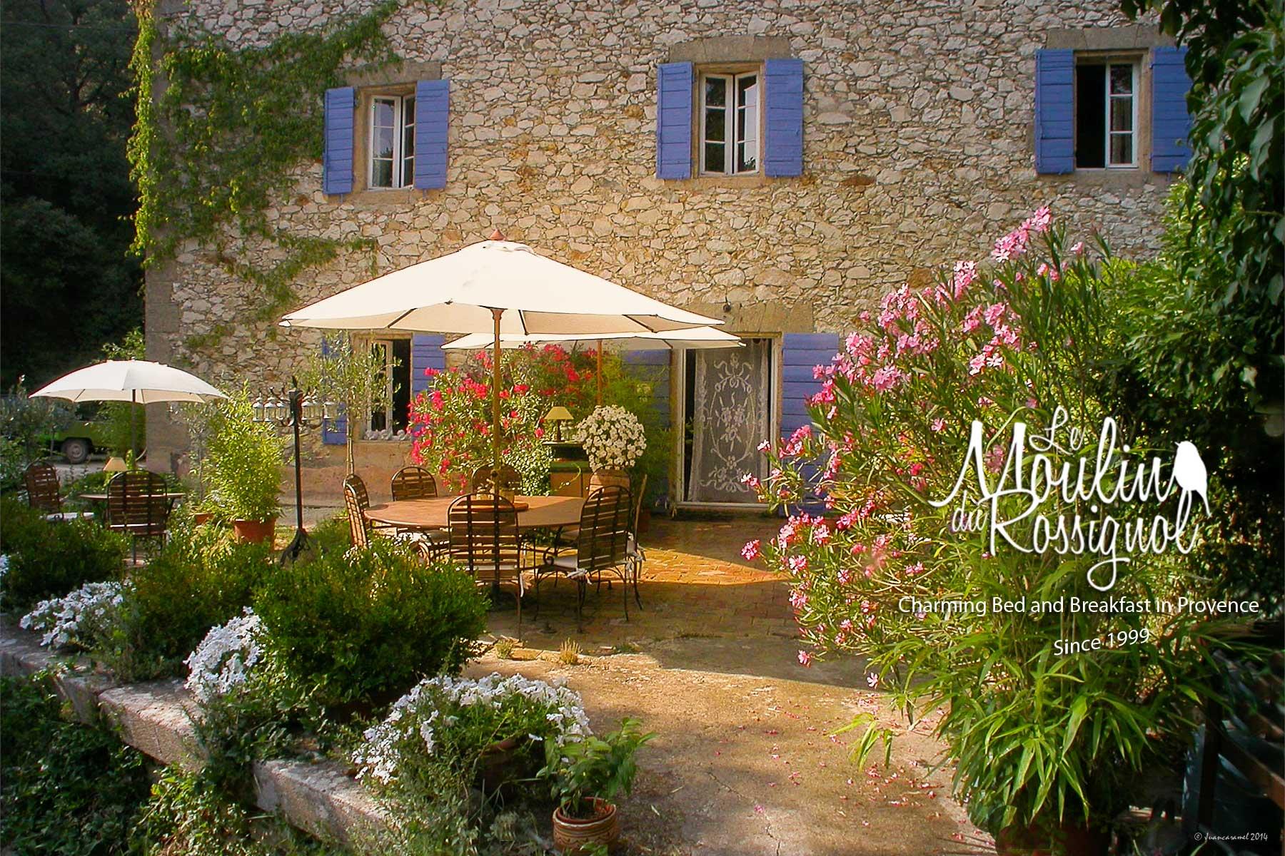Moulin du Rossignol - A charming guest house in France near Aix-en ...